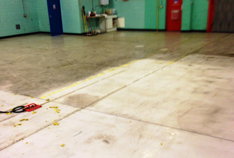 Factory Floor Cleaning Tile Doctor Commercial Cleaning