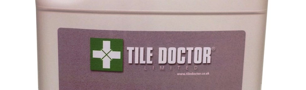 Tile Doctor Acid Gel